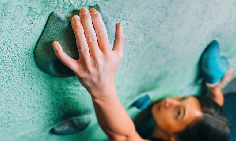 What do I train with FITclimbing workouts?